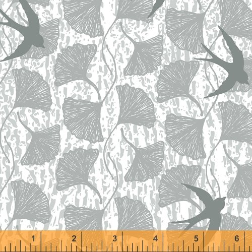 52011-4 Norma Rose by Natalie Barnes of Beyond the Reef for Windham Fabrics