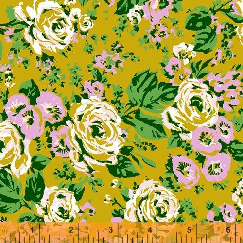 52030-2 Posy by Annabel Wrigley for Windham Fabrics