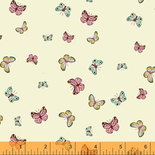 52031-1 Posy by Annabel Wrigley for Windham Fabrics
