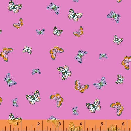 52031-4 Posy by Annabel Wrigley for Windham Fabrics