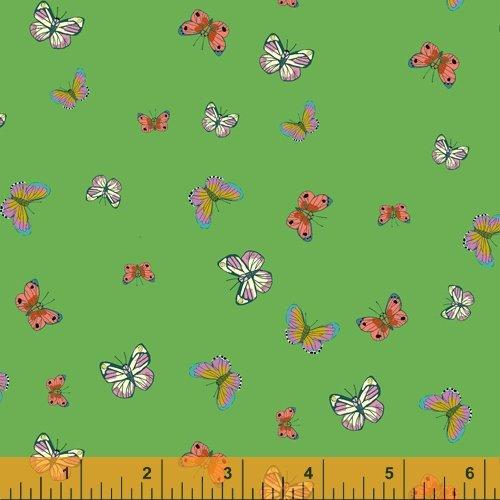 52031-5 Posy by Annabel Wrigley for Windham Fabrics