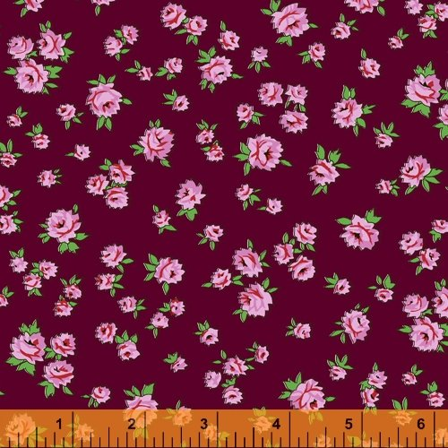 52032-6 Posy by Annabel Wrigley for Windham Fabrics