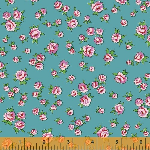 52032-7 Posy by Annabel Wrigley for Windham Fabrics