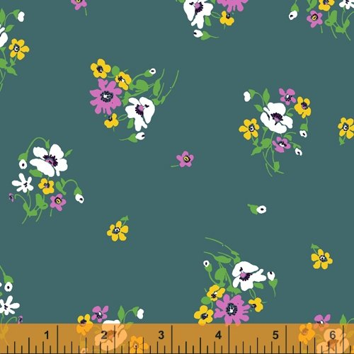 52033-10 Posy by Annabel Wrigley for Windham Fabrics