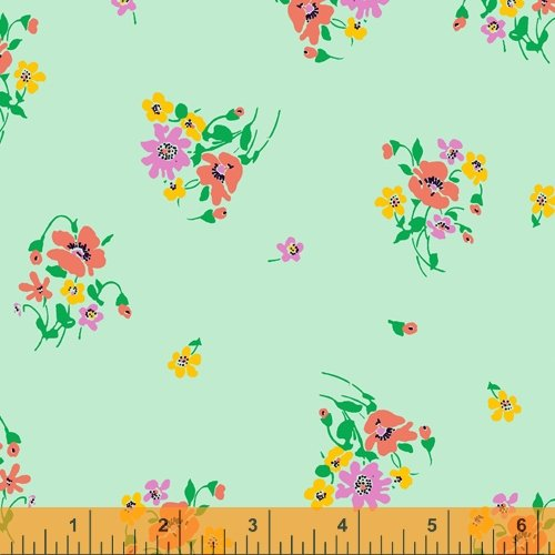 52033-8 Posy by Annabel Wrigley for Windham Fabrics