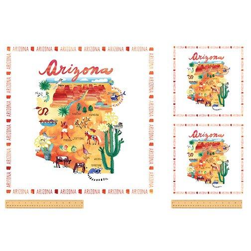 52126DP-X Arizona Panel  by Windham Fabrics