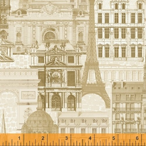 52139-2 Merci Paris by Windham Fabrics