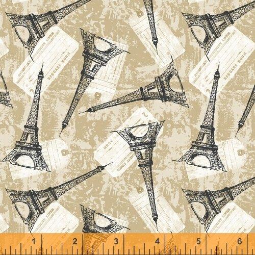 52140-2 Merci Paris by Windham Fabrics