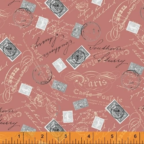 52141-5 Merci Paris by Windham Fabrics