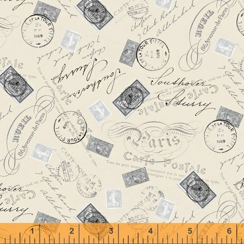 52141-6 Merci Paris by Windham Fabrics