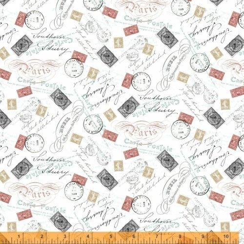 52141-X Merci Paris by Windham Fabrics
