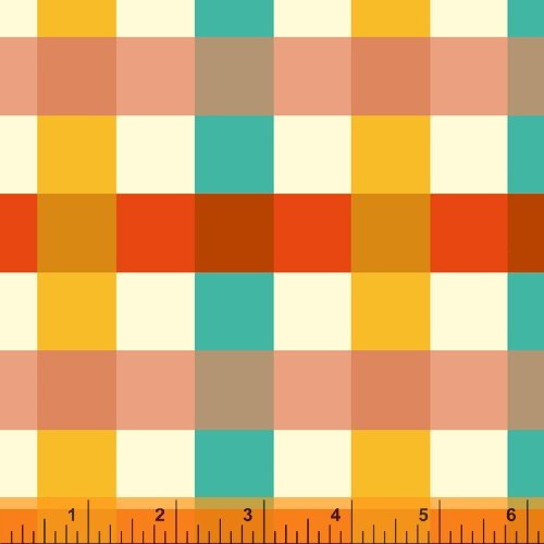 52148LC-1 Malibu Linen Cotton by Heather Ross for Windham Fabrics