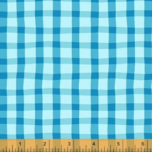 52214-3 A to Zoo by Windham Fabrics
