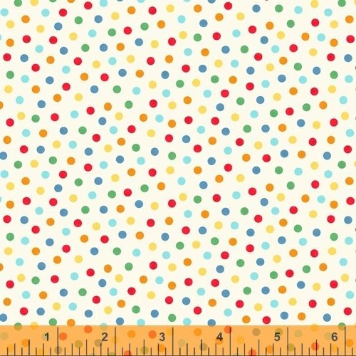 52215-1 A to Zoo by Windham Fabrics