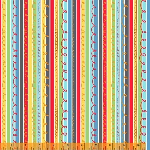 52216-X A to Zoo by Windham Fabrics