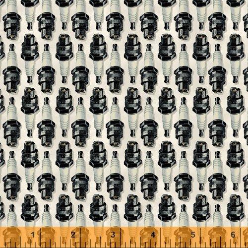 52242-1 Born to Ride by Windham Fabrics