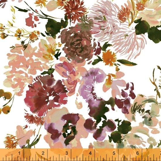 52251-1 Wildflower by Kelly Ventura for Windham Fabrics