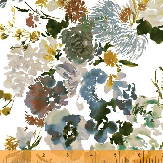 52251-2 Wildflower by Kelly Ventura for Windham Fabrics