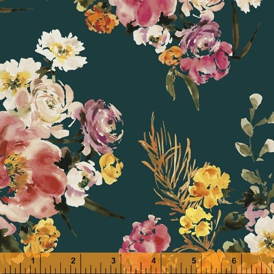 52252-2 Wildflower by Kelly Ventura for Windham Fabrics