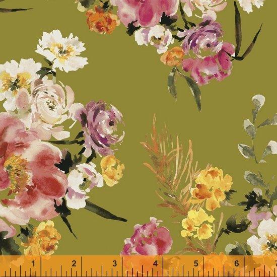 52252-4 Wildflower by Kelly Ventura for Windham Fabrics