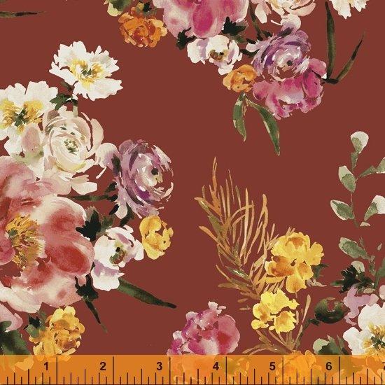 52252-5 Wildflower by Kelly Ventura for Windham Fabrics