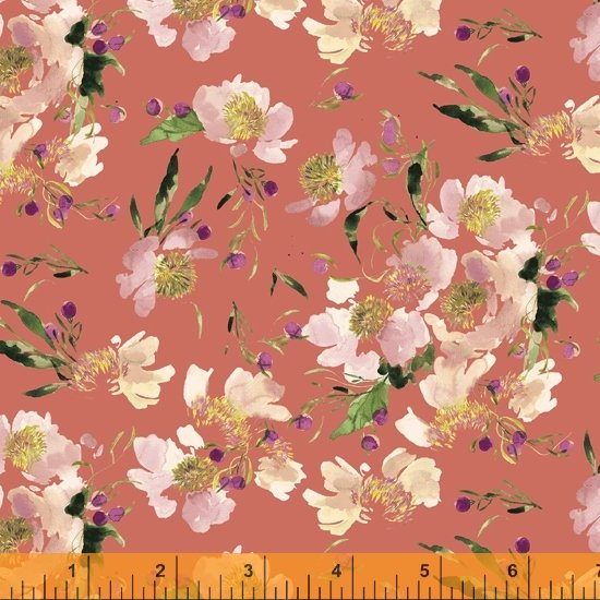 52253-1 Wildflower by Kelly Ventura for Windham Fabrics