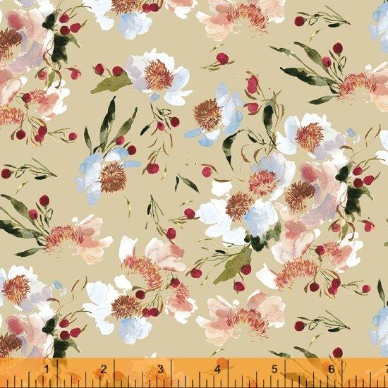 52253-7 Wildflower by Kelly Ventura for Windham Fabrics