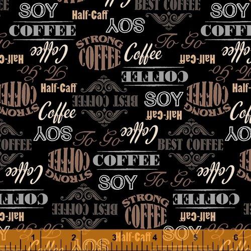 52261-2 Coffee Shop by Windham Fabrics