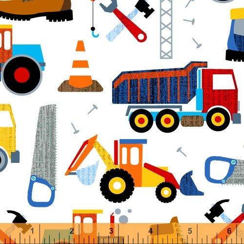 52265-1 Work Zone by Windham Fabrics