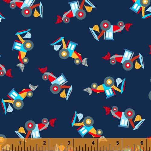 52266-2 Work Zone by Windham Fabrics