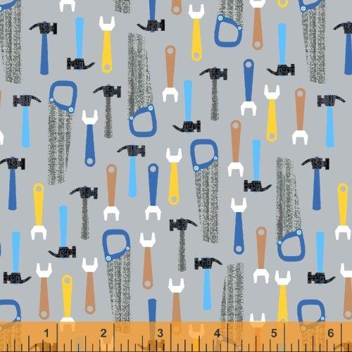 52267-5 Work Zone by Windham Fabrics