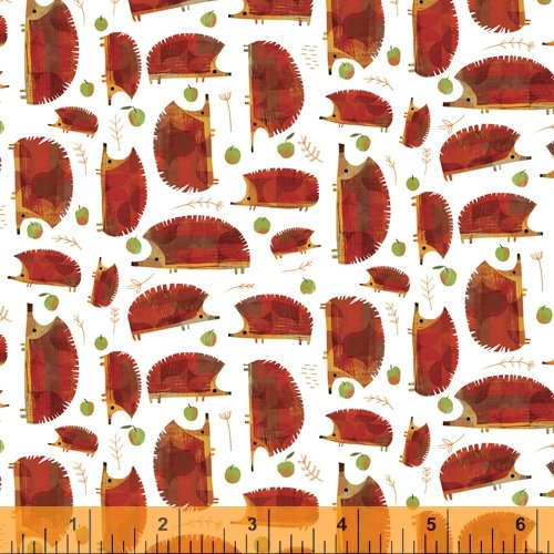 52285D-3 Woodland by Gareth Lucas for Windham Fabrics