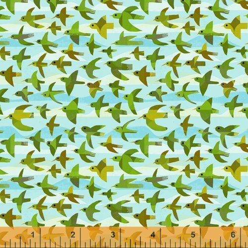 52286D-8 Woodland by Gareth Lucas for Windham Fabrics
