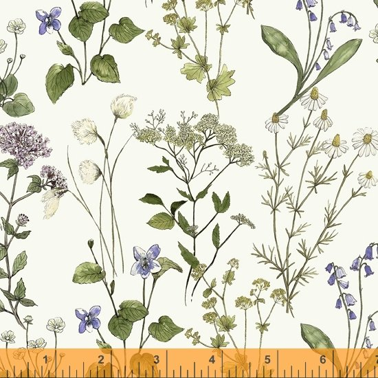 52316-2 Midsummer by Hackney & Co. for Windham Fabrics