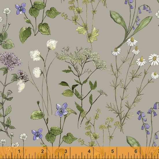 52316-3 Midsummer by Hackney & Co. for Windham Fabrics