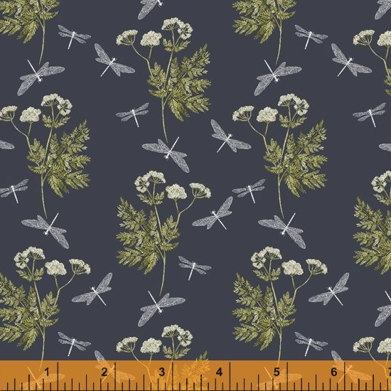 52319-1 Midsummer by Hackney & Co. for Windham Fabrics