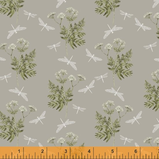 52319-3 Midsummer by Hackney & Co. for Windham Fabrics