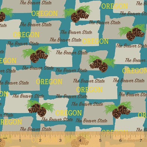 52327D-OR Oregon State Pride by Windham Fabrics