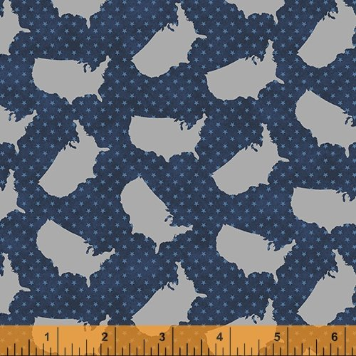 52337-1 American Road Trip by Windham Fabrics