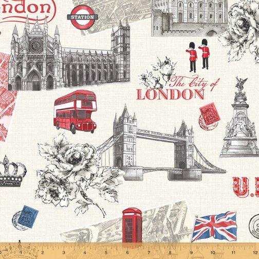 52343-1 London by Windham Fabrics