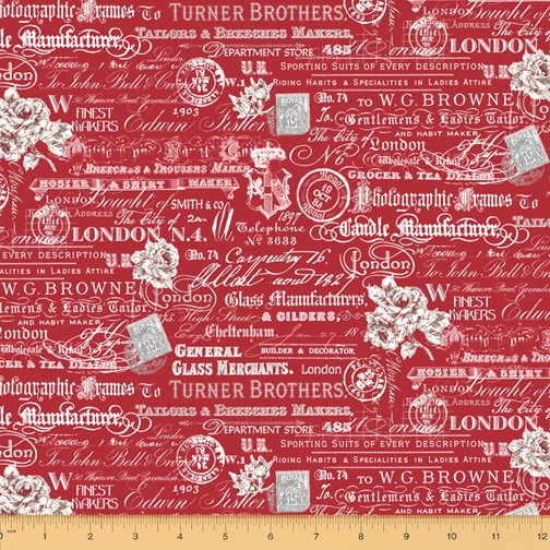 52344-2 London by Windham Fabrics
