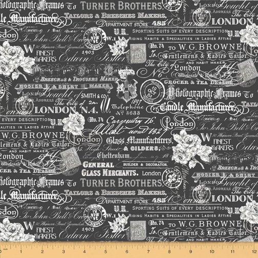 52344-3 London by Windham Fabrics
