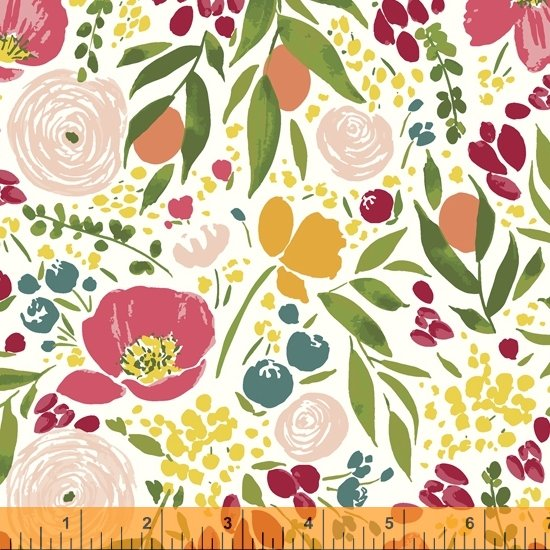 52359-1 Cora by Tessie Fay for Windham Fabrics