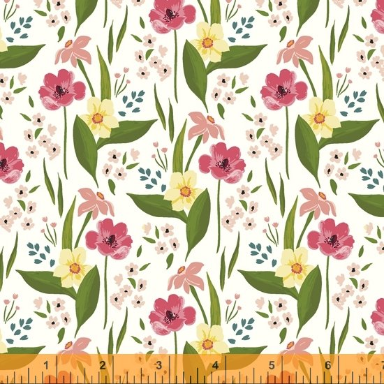 52360-1 Cora by Tessie Fay for Windham Fabrics