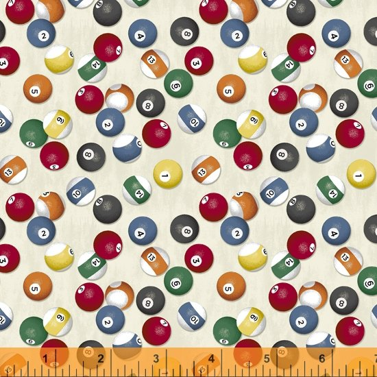 52412-4 Man Cave by Windham Fabrics