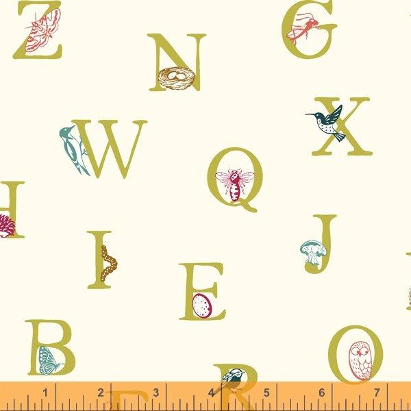 52463-4 Summer School by Judy Jarvi for Windham Fabrics