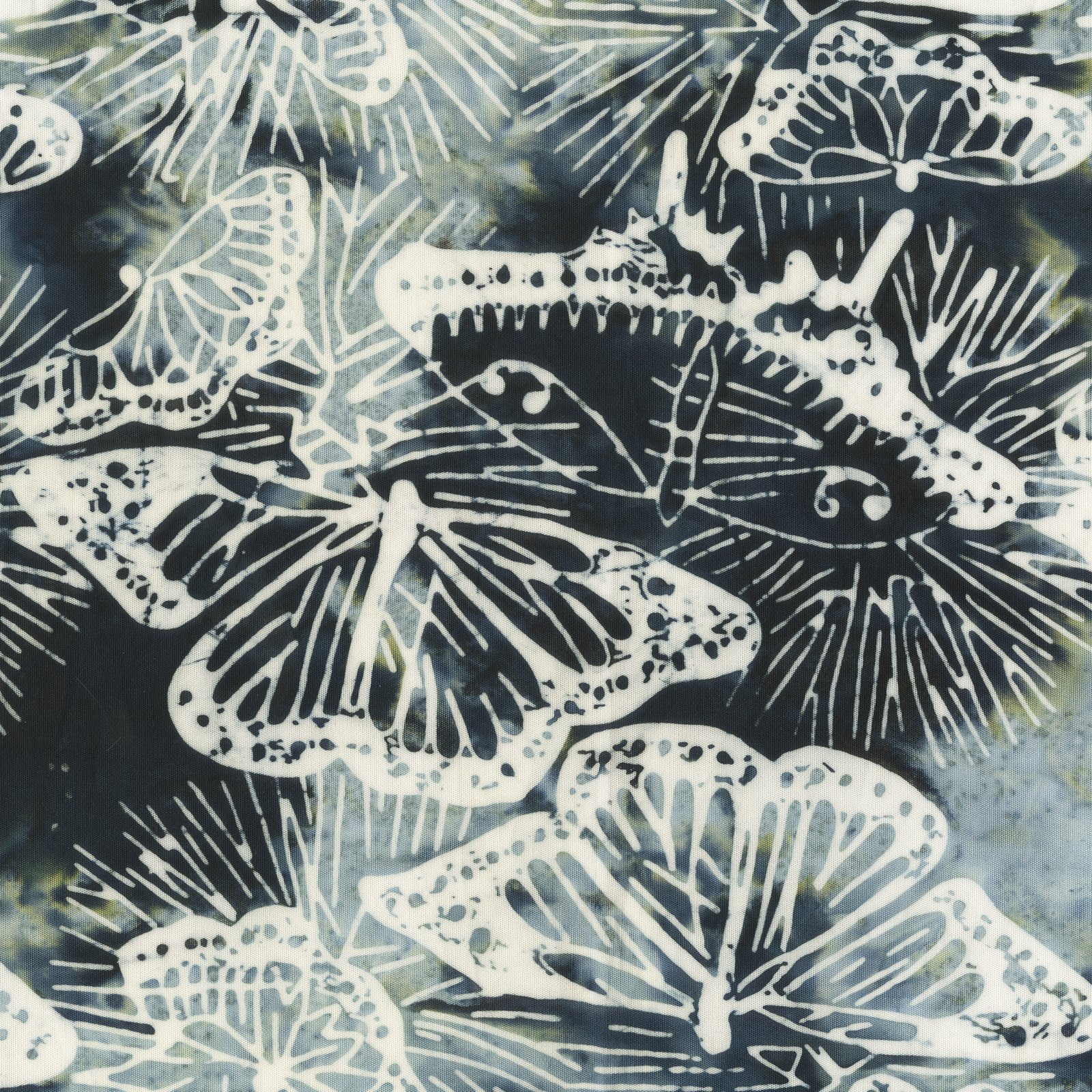 701Q-2 Island Home by Natalie Barnes of Beyond the Reef for Anthology Fabrics