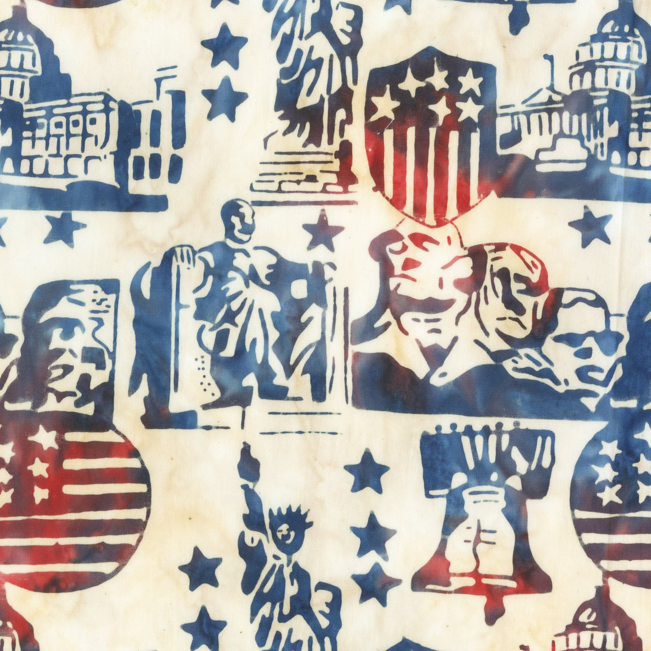 9000Q-1 Freedom Batiks by Anthology Fabrics