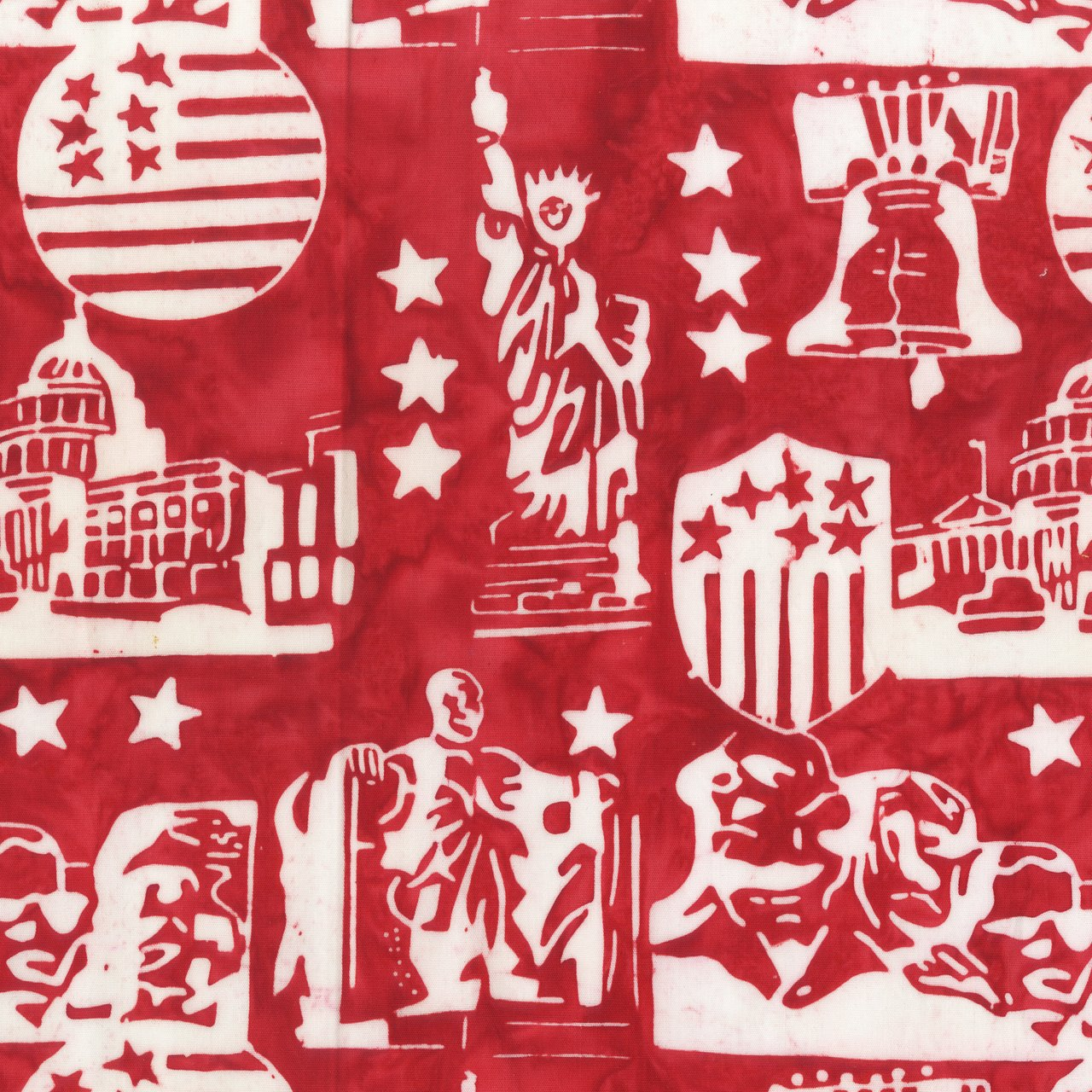 9000Q-2 Freedom Batiks by Anthology Fabrics