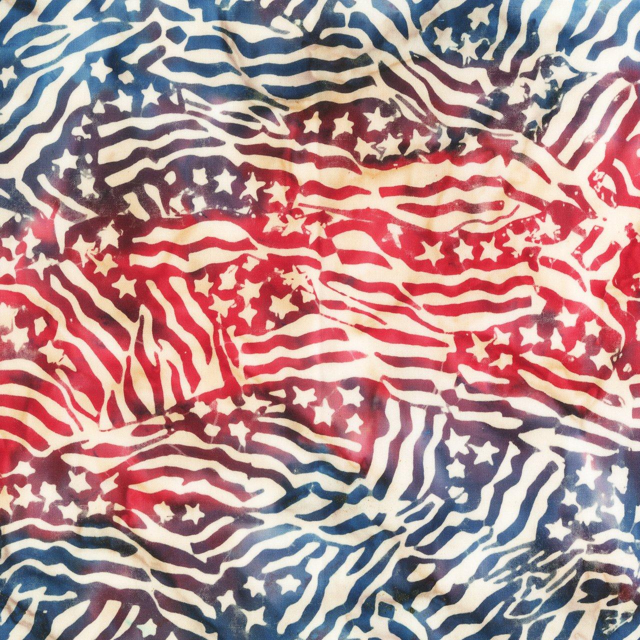 9002Q-1 Freedom Batiks by Anthology Fabrics
